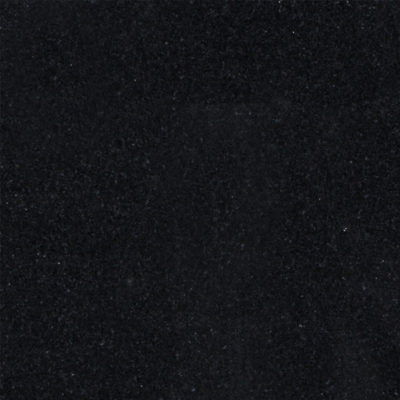 Jet Black Granite Color