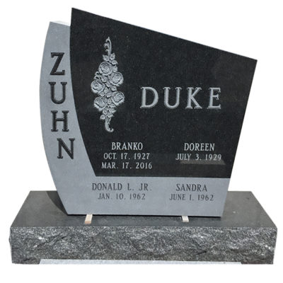 Two family Monument